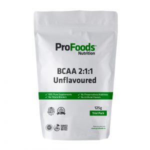 BCAA 2:1:1 (Branched Chain Amino Acids) Powder