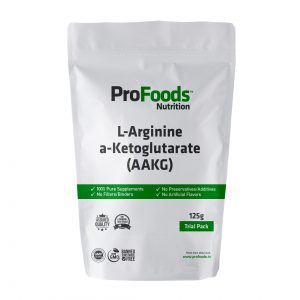 L-Arginine Alpha Ketoglutarate (AAKG) Powder & Supplements