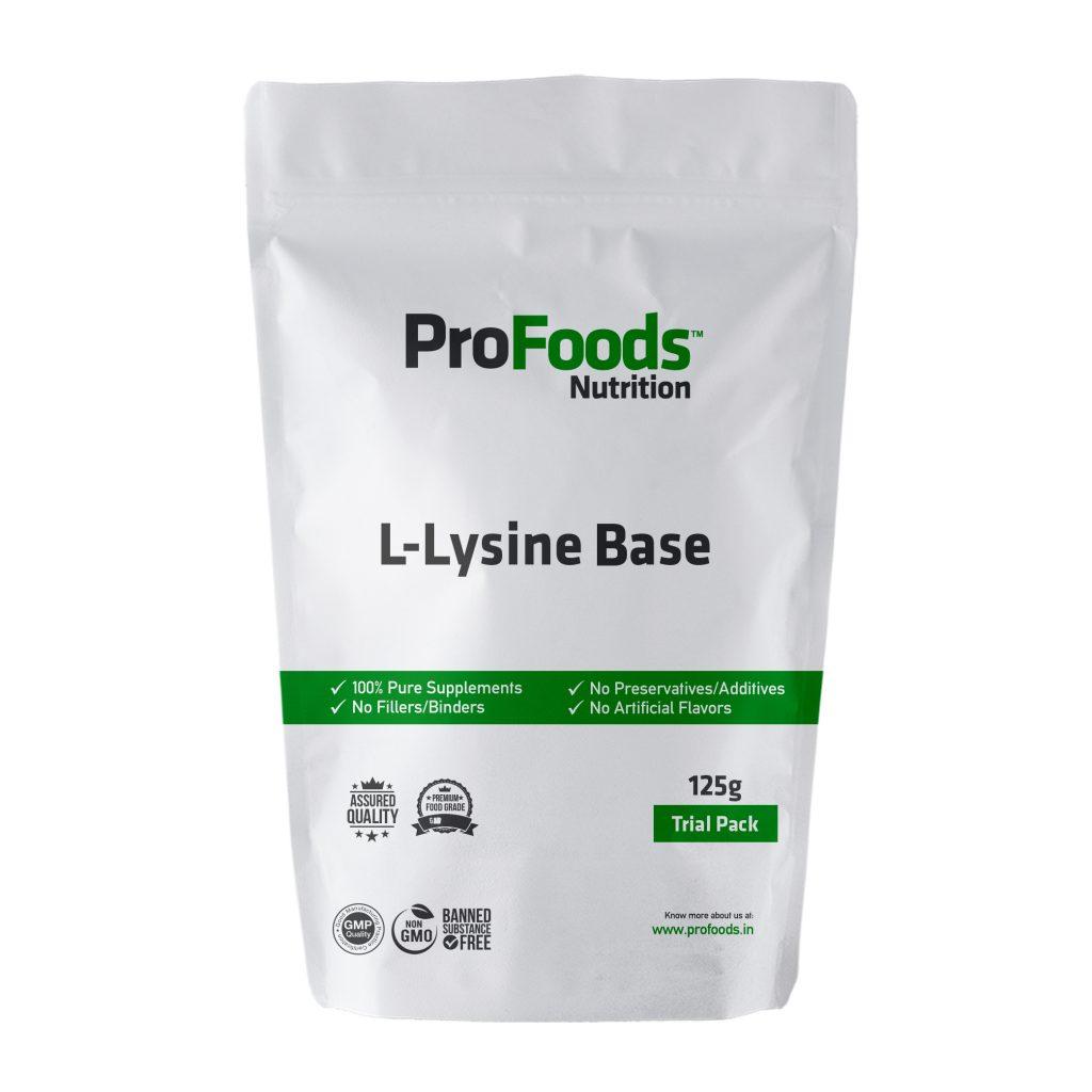 Buy L-Lysine Supplements & Powder