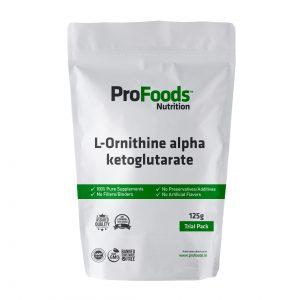 L-Ornithine alpha ketoglutarate_125g-front