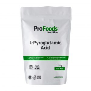 L-Pyroglutamic Acid_125g Front