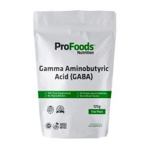 Gamma Aminobutyric Acid (GABA) Supplement & Powder