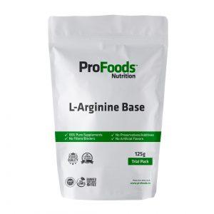 L-Arginine Base Powder & Supplements